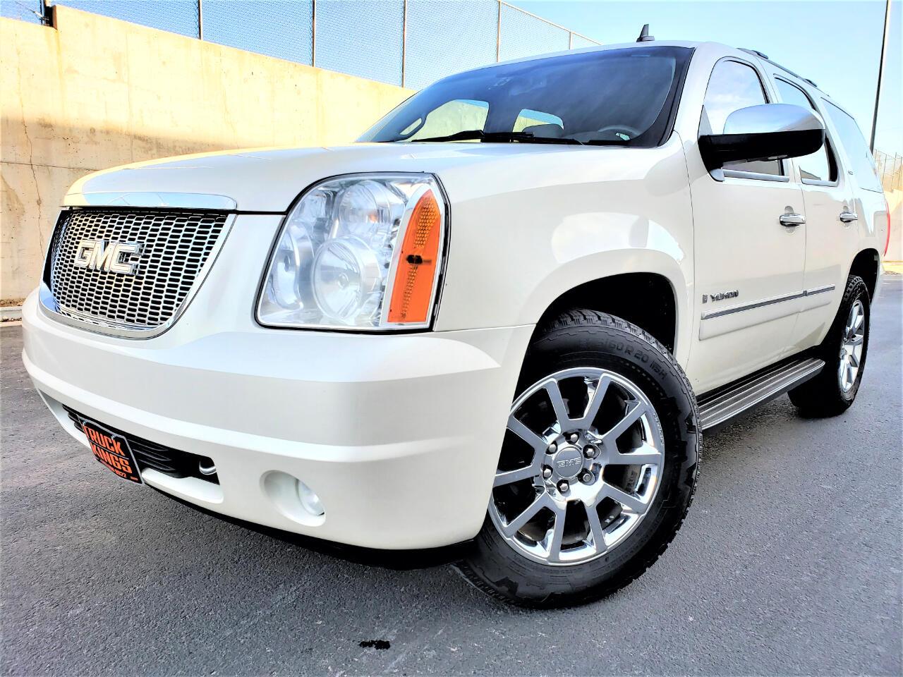 2009 GMC Yukon SLT-2 4WD