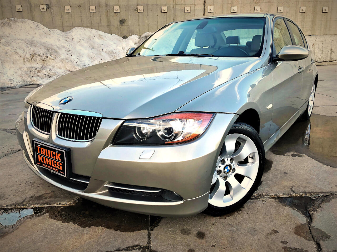 2007 BMW 3 Series 4dr Sdn 335xi AWD