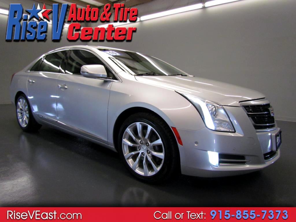 2016 Cadillac XTS Luxury FWD