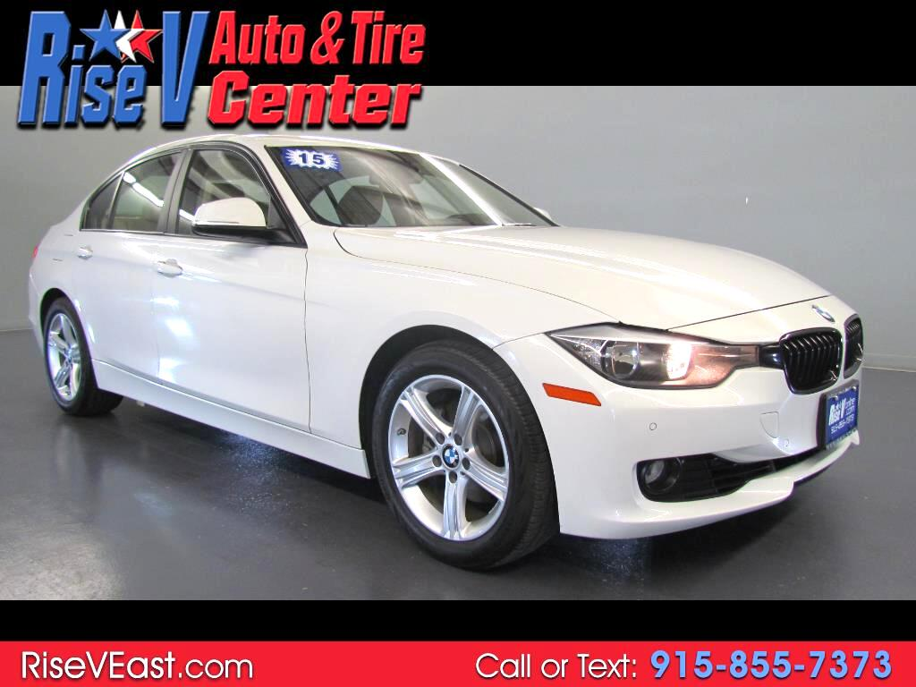2015 BMW 3 Series 4dr Sdn 328i RWD South Africa SULEV