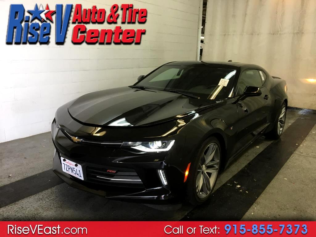 2018 Chevrolet Camaro rs