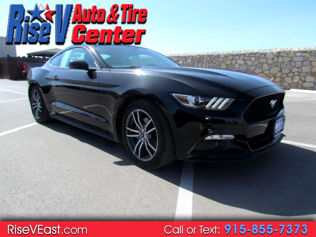 2017 Ford Mustang 2dr Fastback EcoBoost Premium
