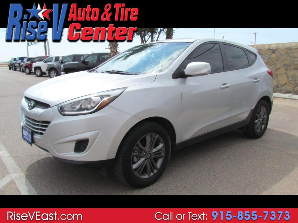 2014 Hyundai Tucson FWD 4dr GLS