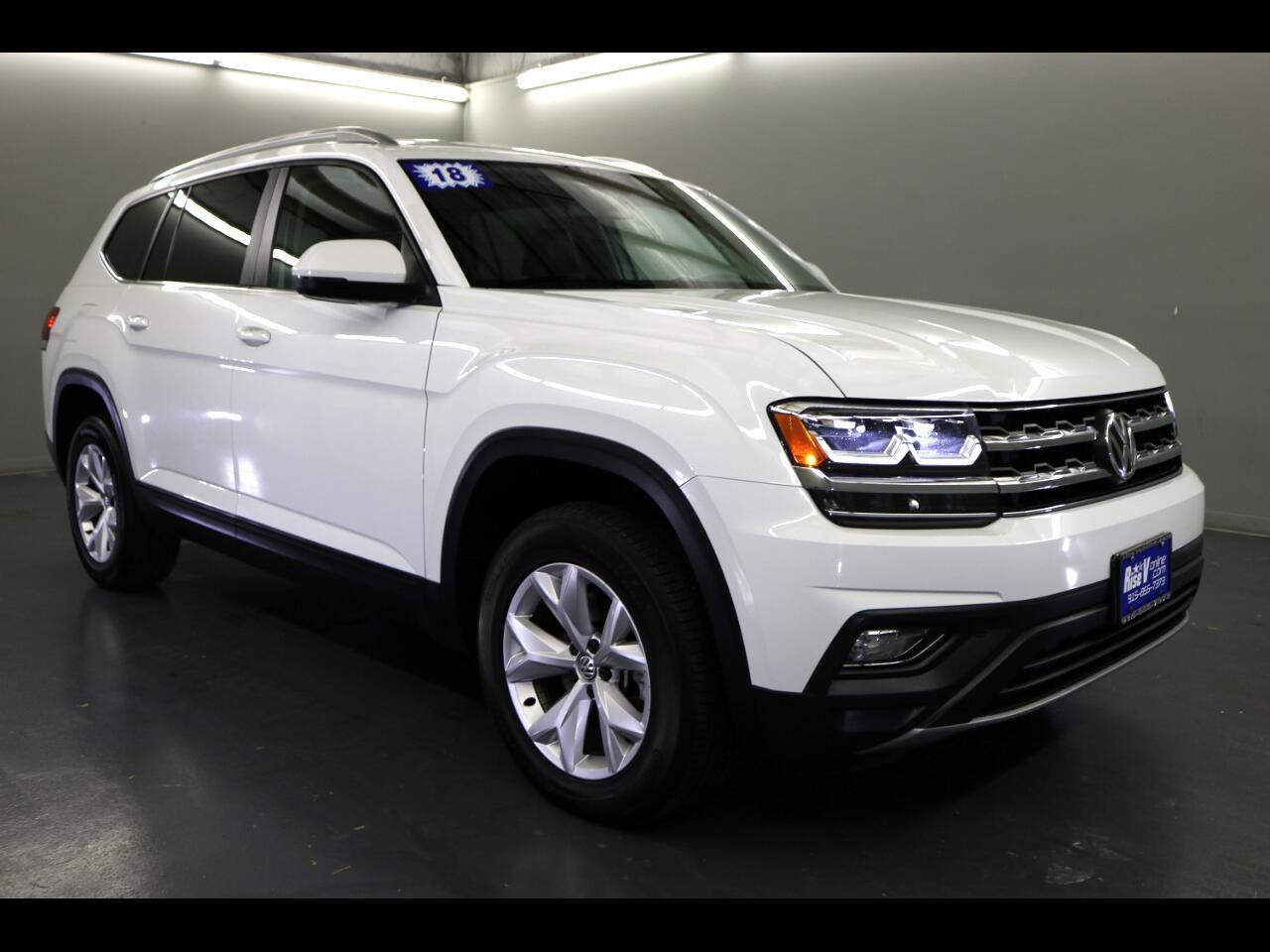 2018 Volkswagen Atlas 3.6L V6 SE FWD