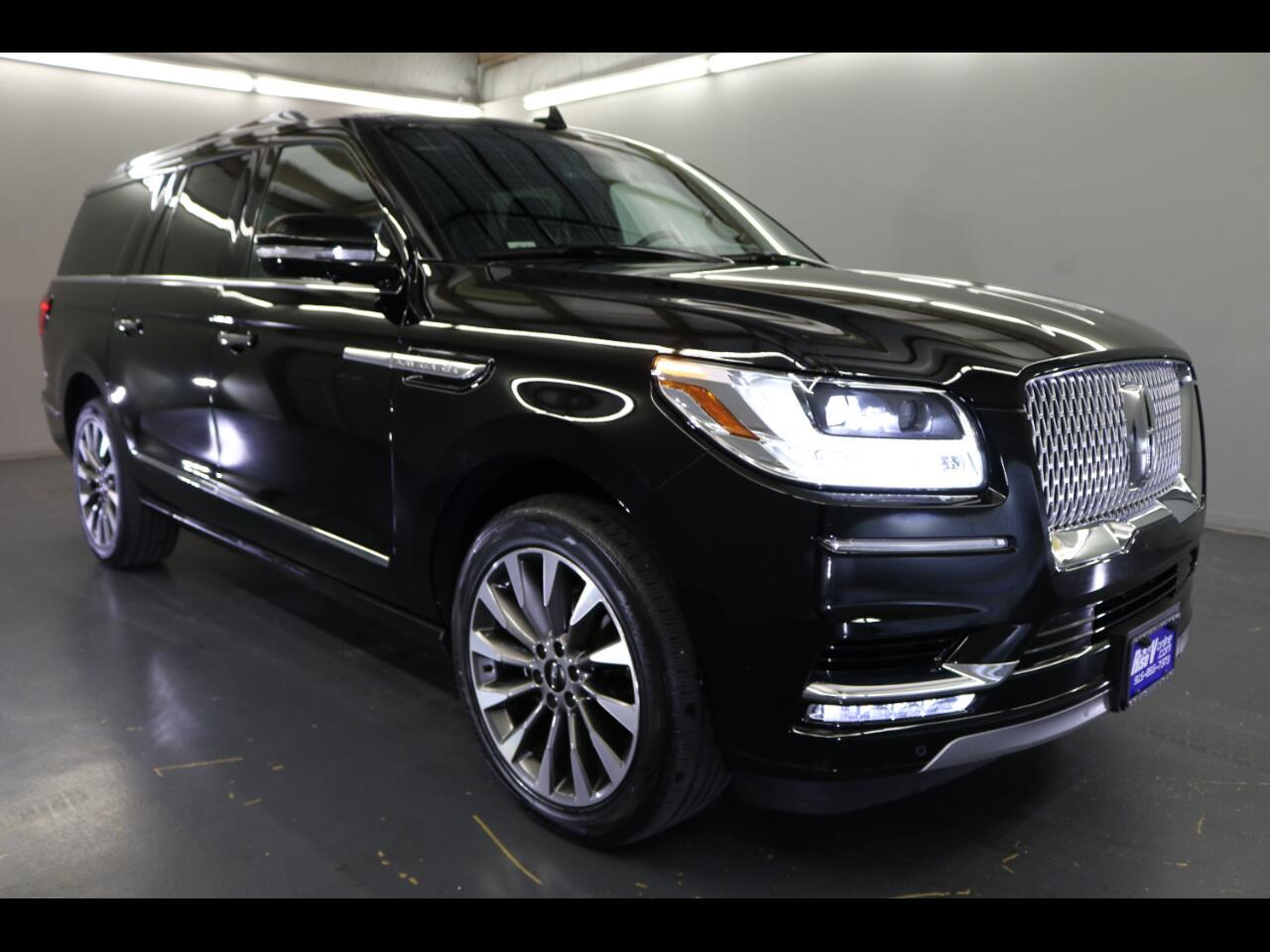 2018 Lincoln Navigator L 4x2 Select