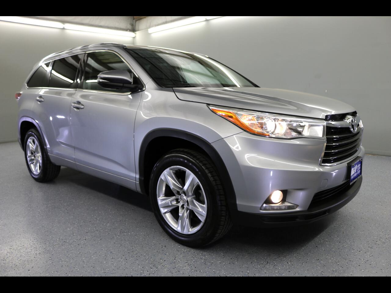 2015 Toyota Highlander FWD 4dr V6  Limited (Natl)