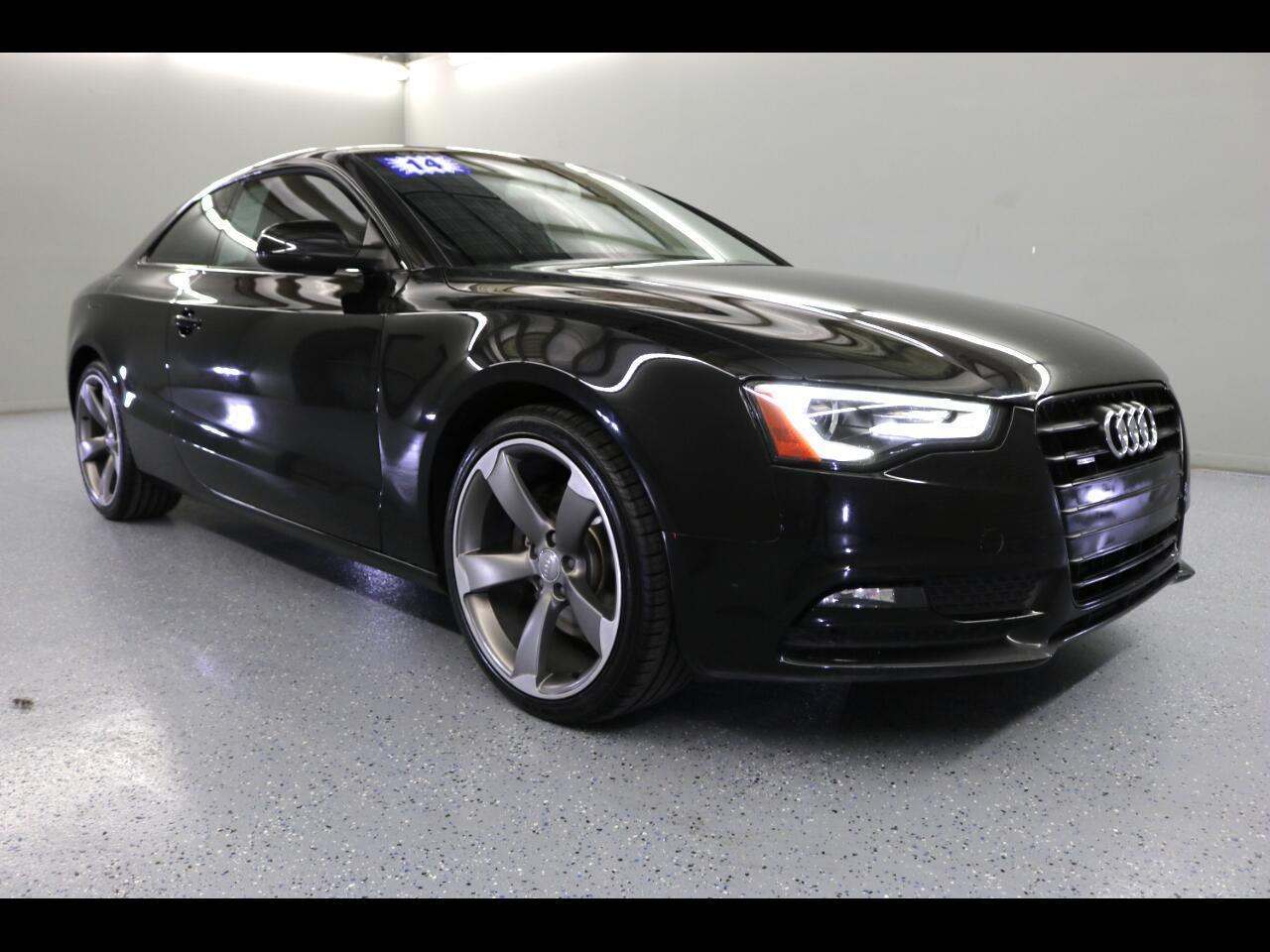 Audi A5 2dr Cpe Auto quattro 2.0T Premium Plus 2014