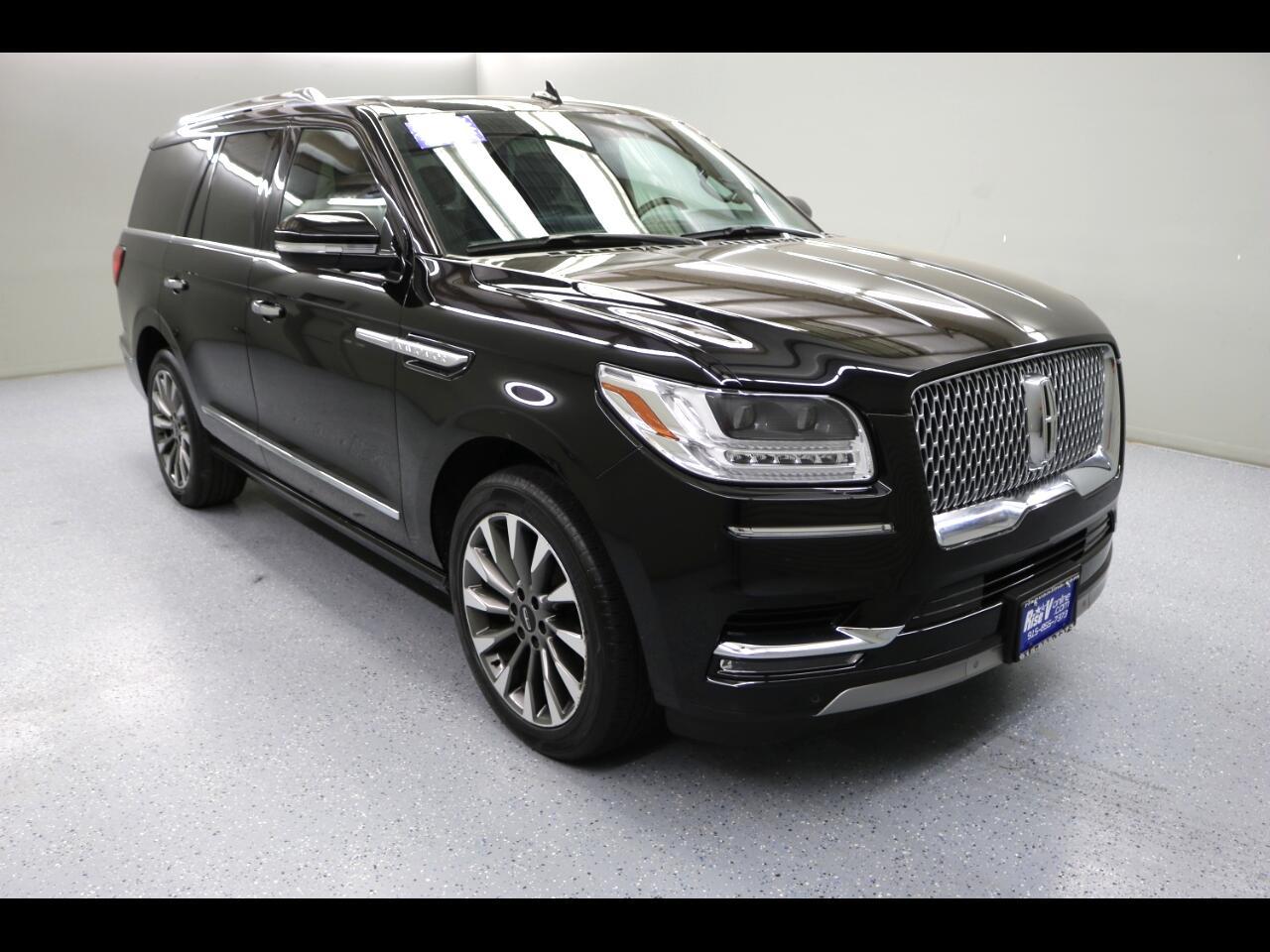 2018 Lincoln Navigator 4x4 Select