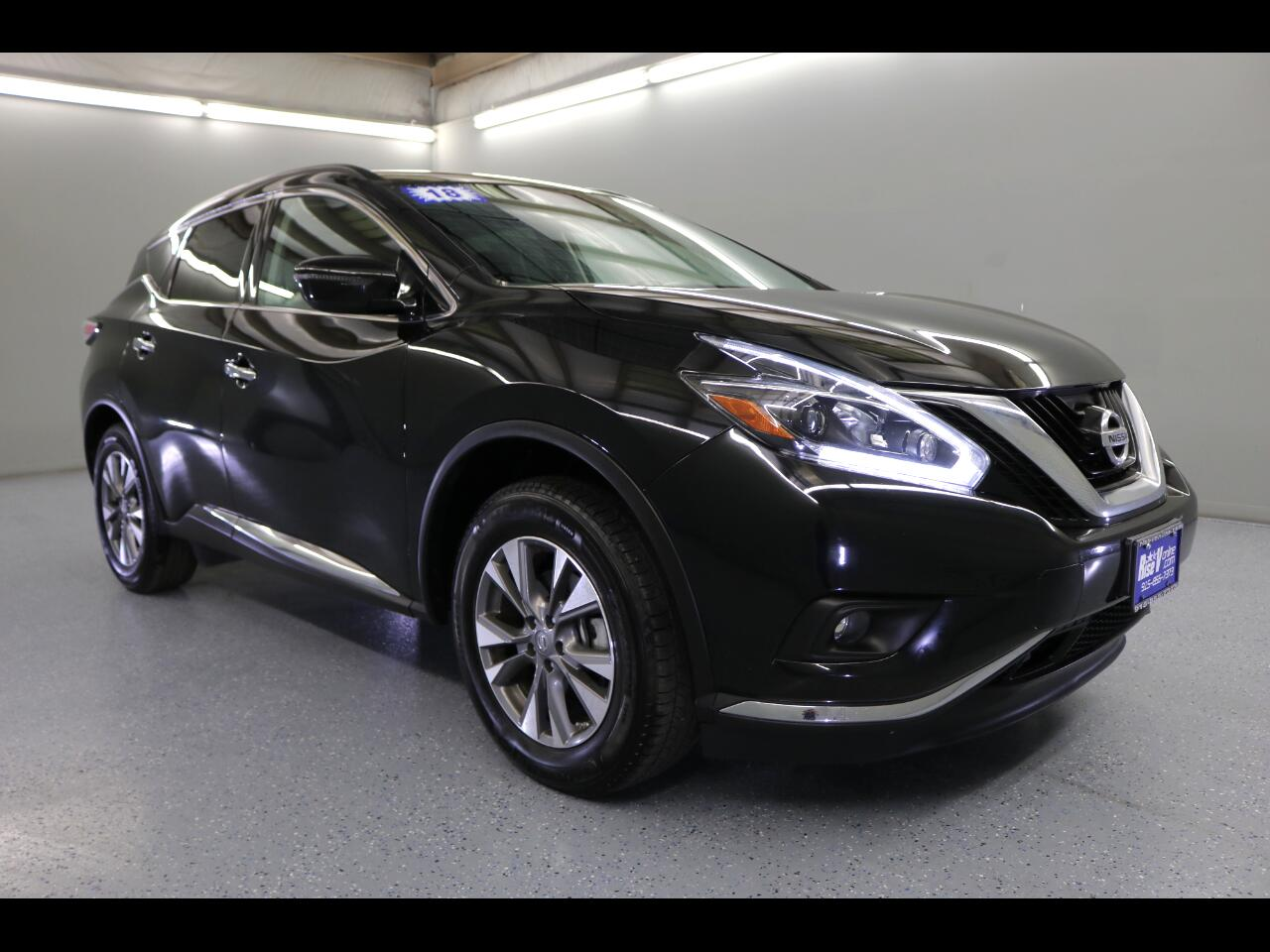 2018 Nissan Murano FWD SV