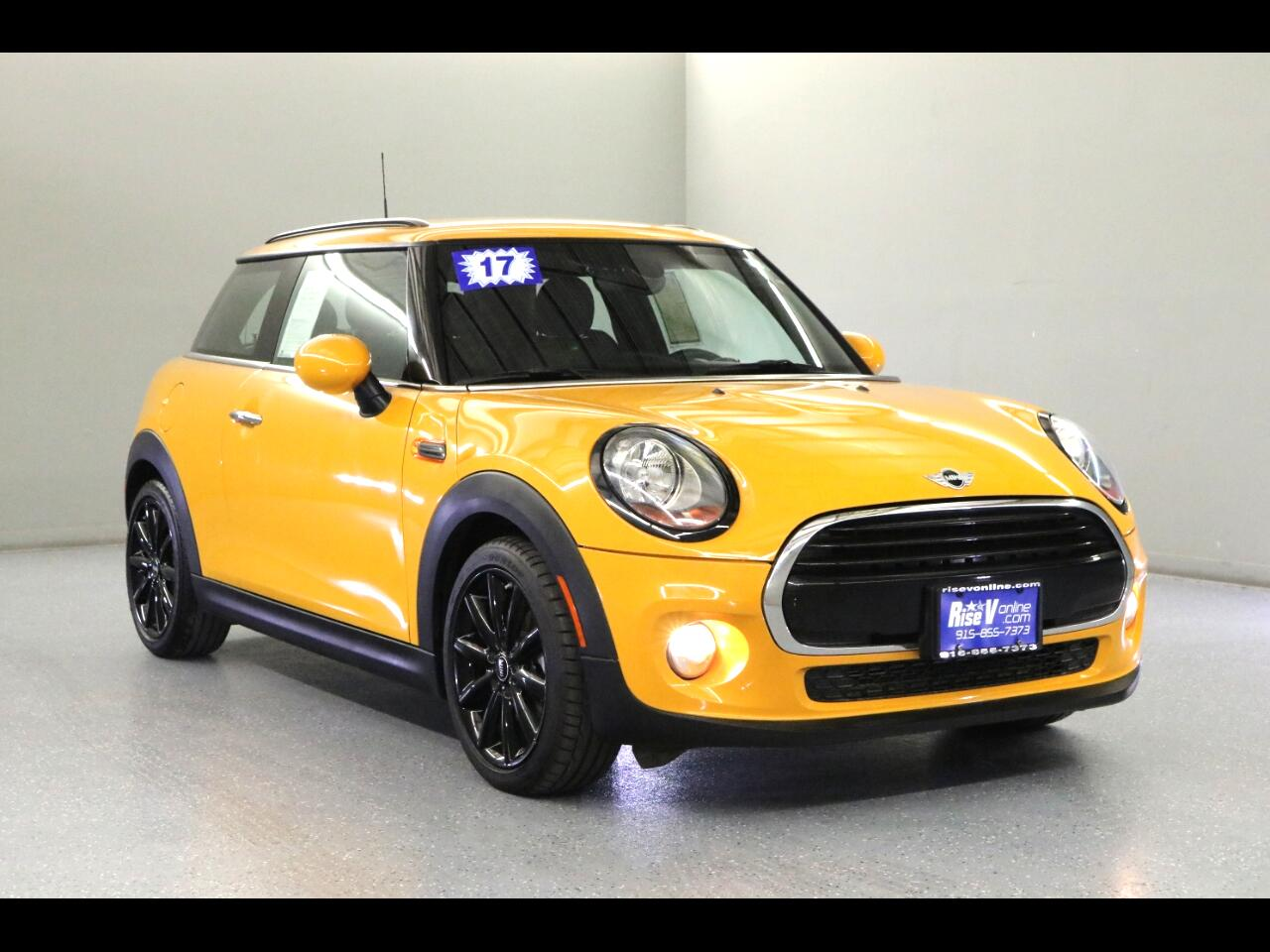 2017 MINI Hardtop 2 Door Cooper FWD