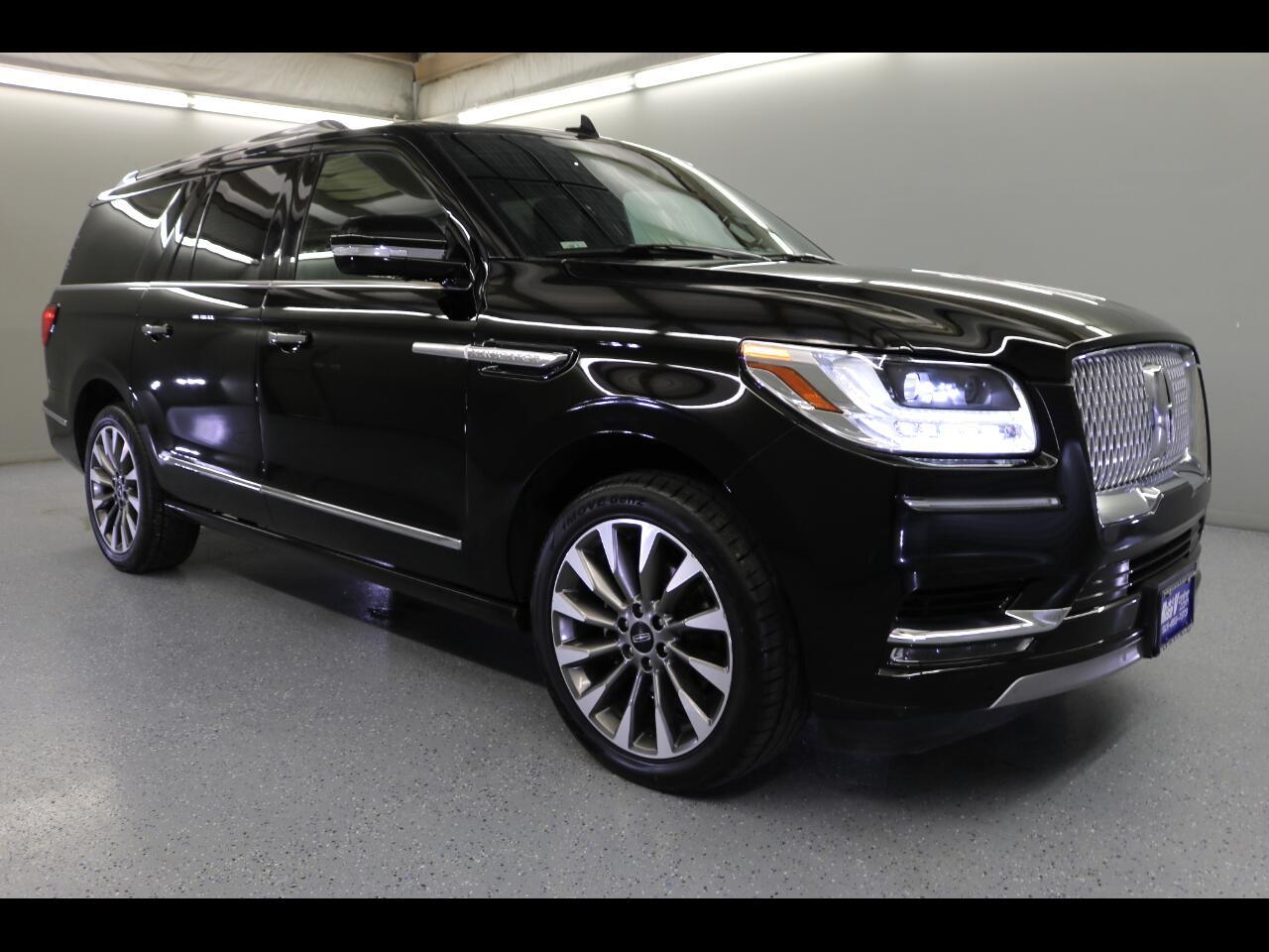 2018 Lincoln Navigator L 4x4 Select