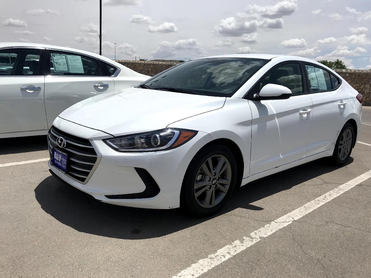 2017 Hyundai Elantra SE 2.0L Auto (Alabama)