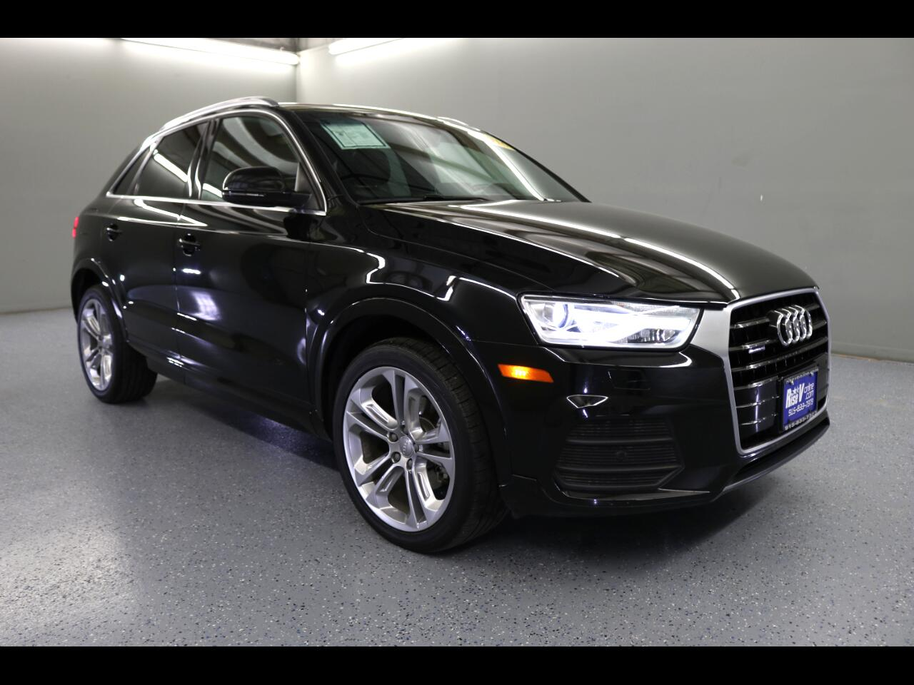 2016 Audi Q3 quattro 4dr Premium Plus