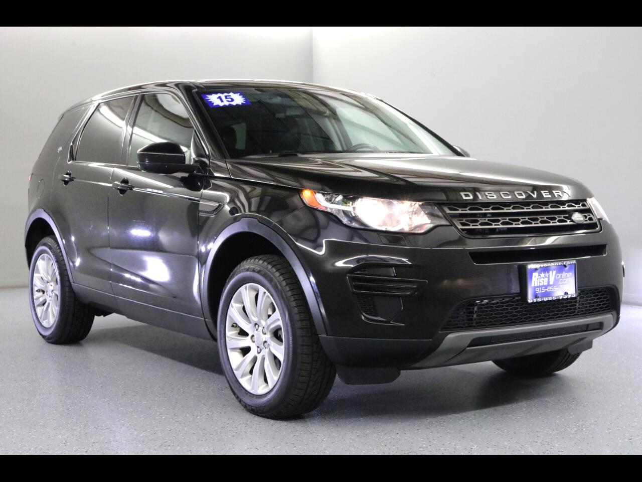 2015 Land Rover Discovery Sport AWD 4dr SE