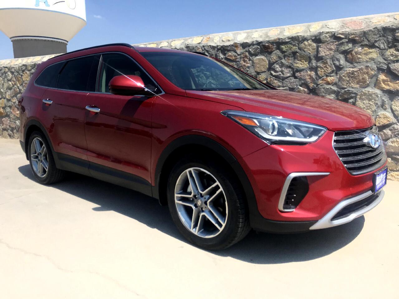 2018 Hyundai Santa Fe SE 3.3L Auto