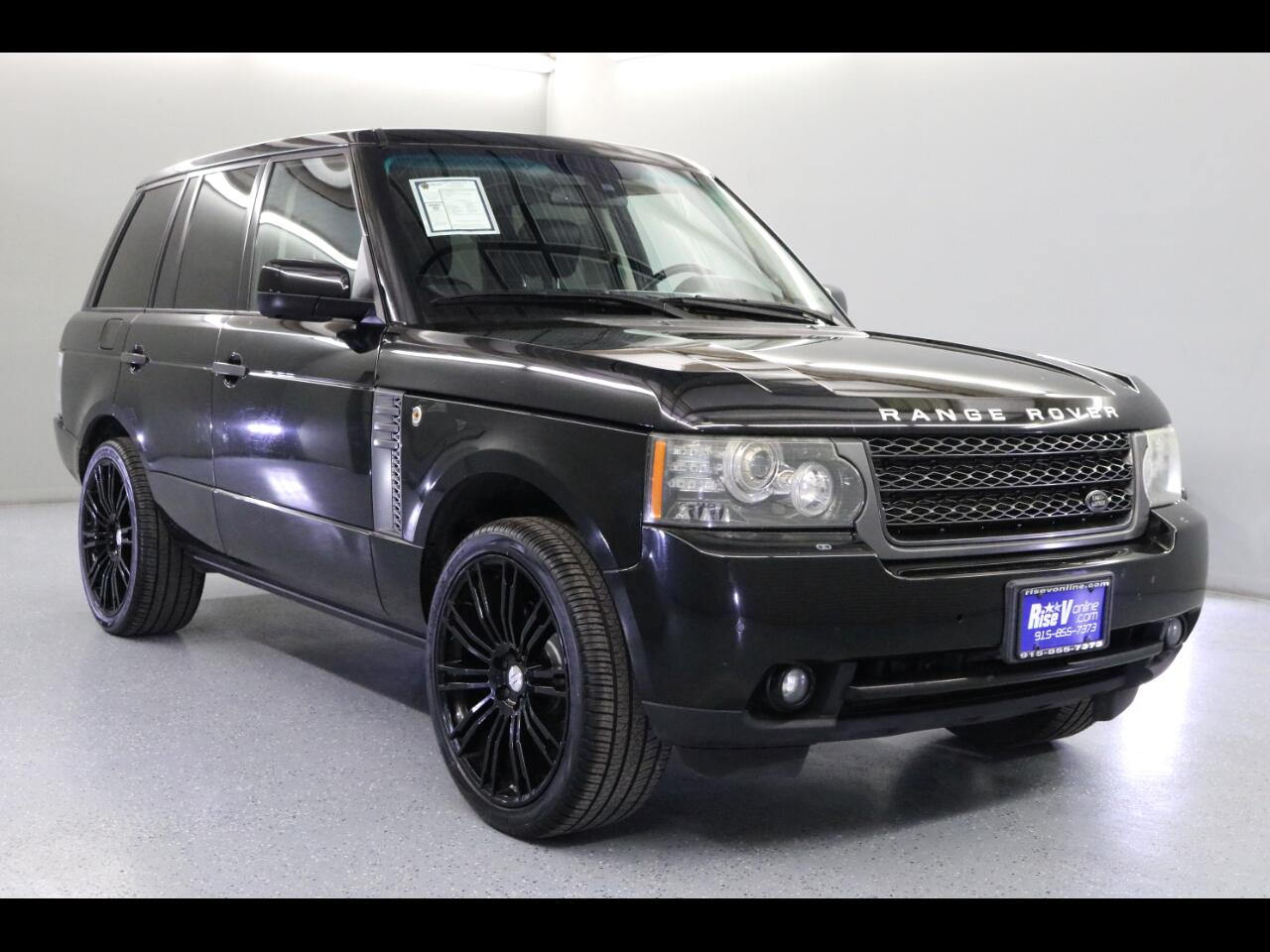 2011 Land Rover Range Rover 4WD 4dr HSE
