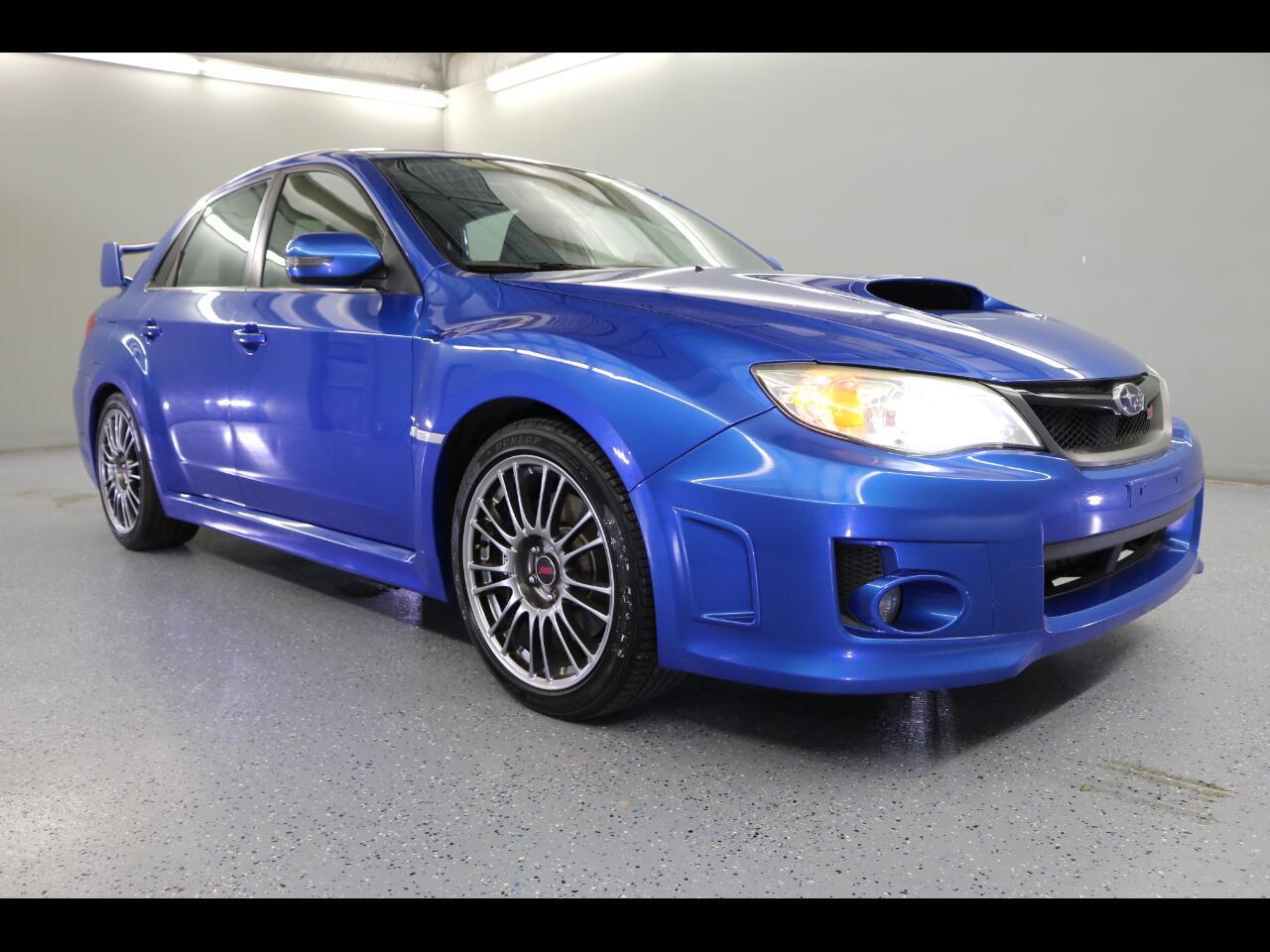 2013 Subaru Impreza Sedan WRX 4dr Man WRX STI Limited