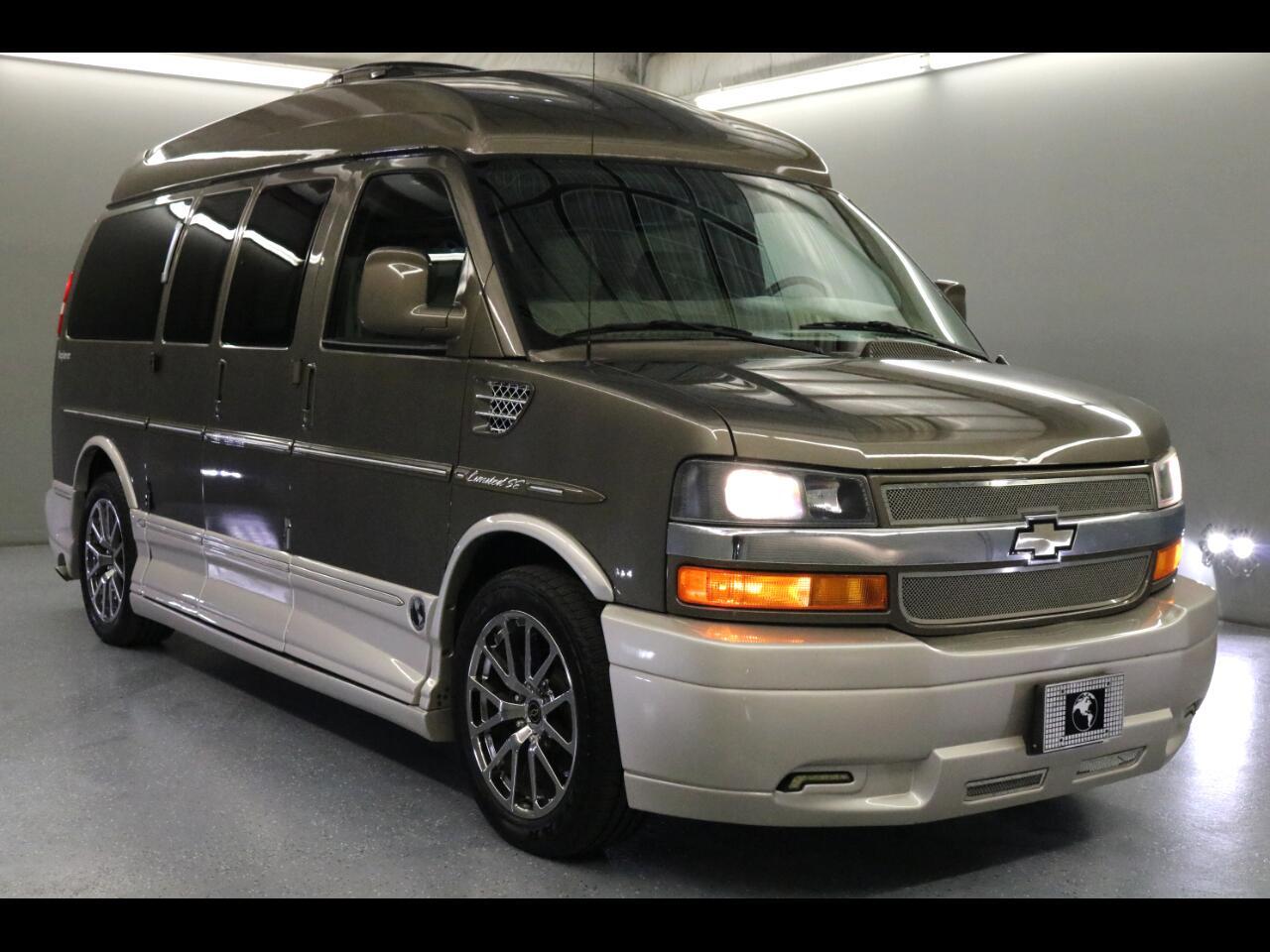 2014 Chevrolet Express Cargo Van RWD 1500 135
