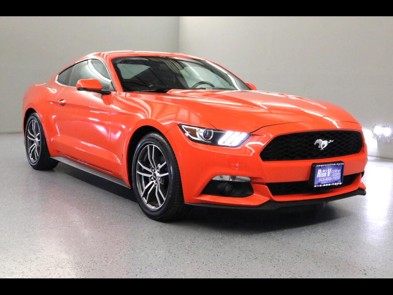 Ford Mustang 2dr Fastback EcoBoost Premium 2016