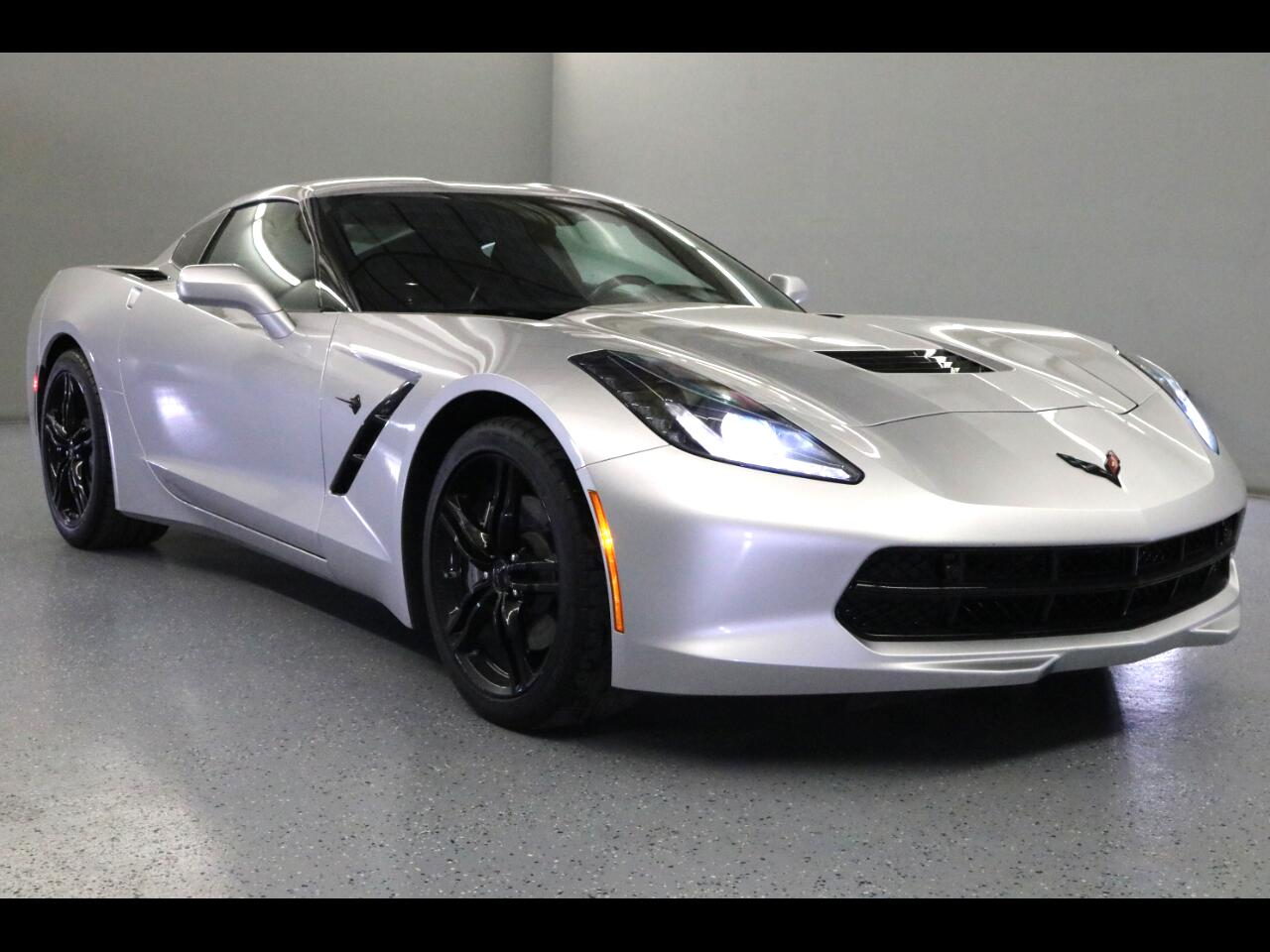 2017 Chevrolet Corvette 2dr Stingray Cpe w/3LT