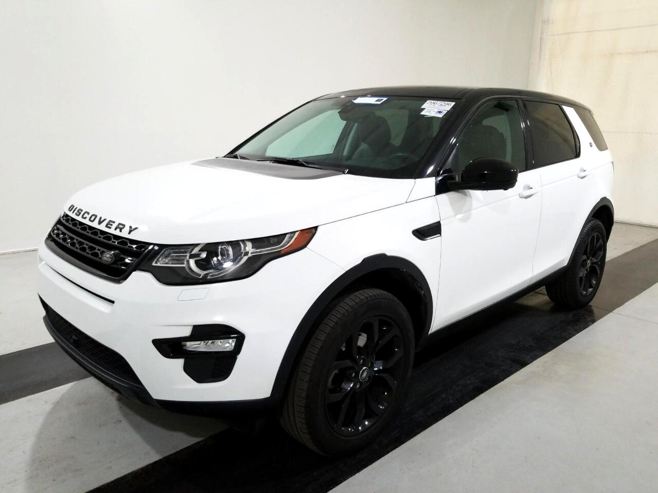 2016 Land Rover Discovery Sport AWD 4dr HSE LUX