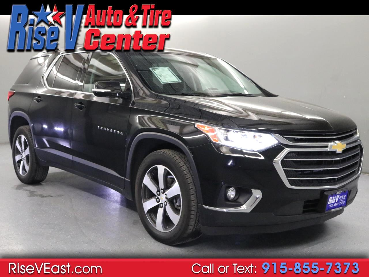 Chevrolet Traverse LT Feather AWD 2019