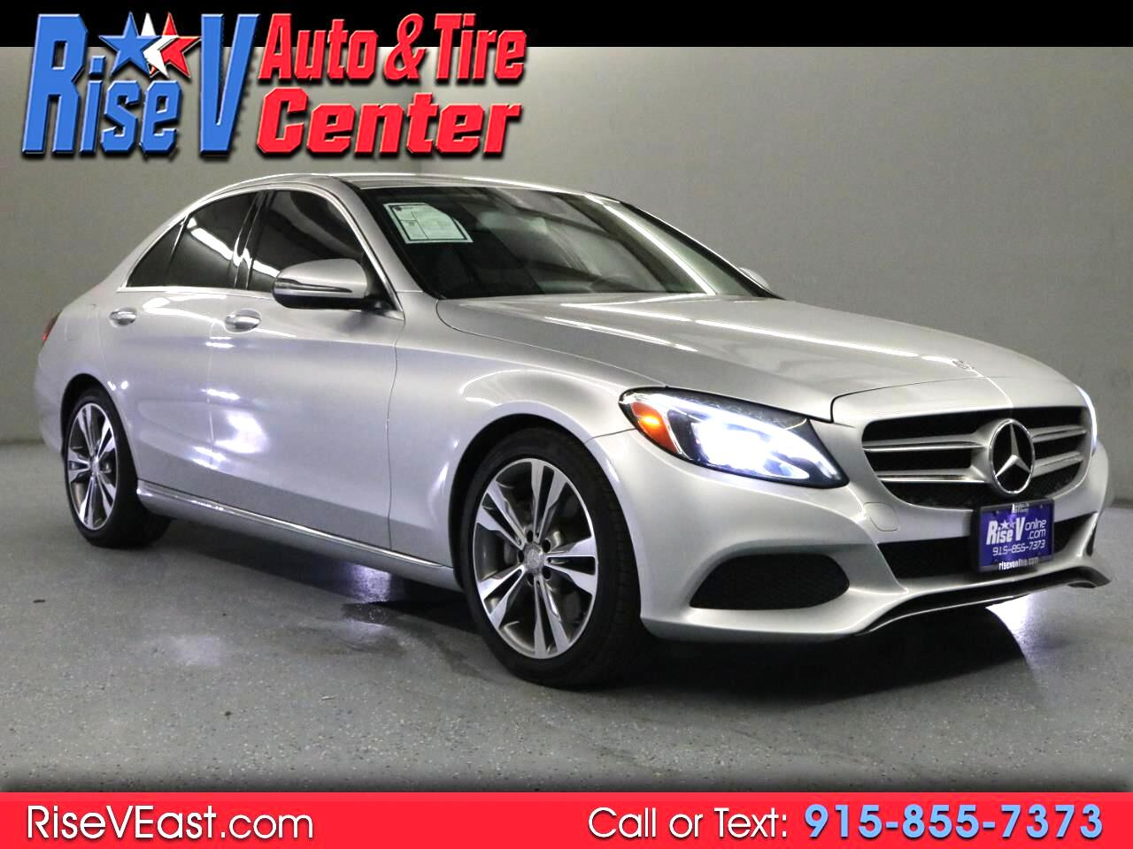 Mercedes-Benz C-Class C300 Sedan 2016