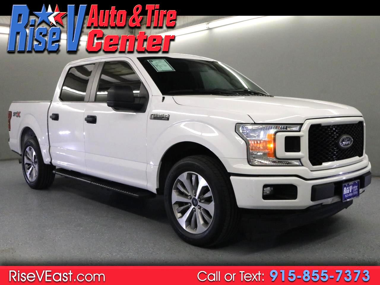 Ford F-150 XLT SuperCrew 5.5-ft. Bed 2WD 2018