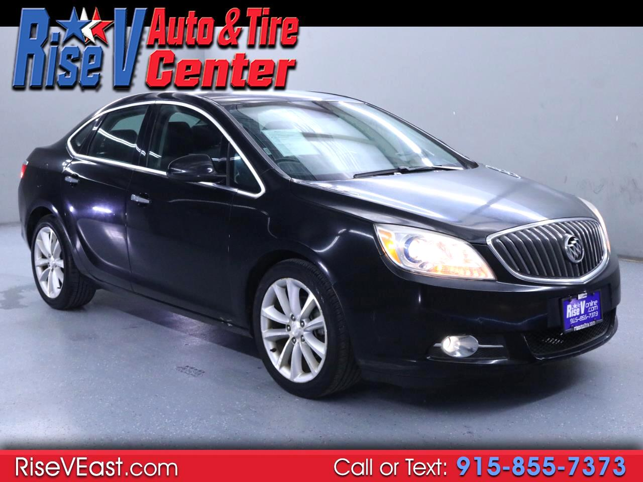 Buick Verano Leather 2017
