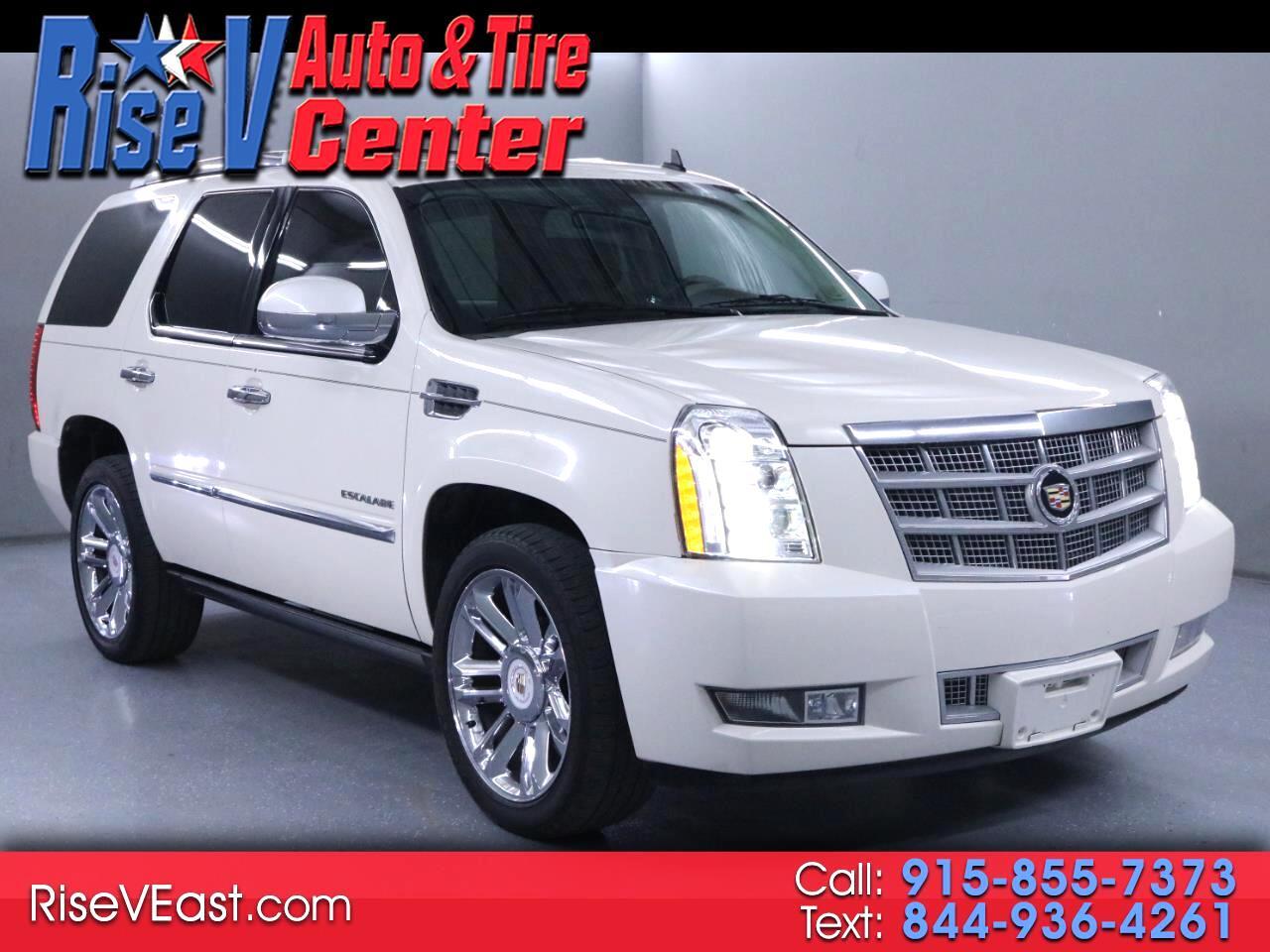 Cadillac Escalade Platinum AWD 2014