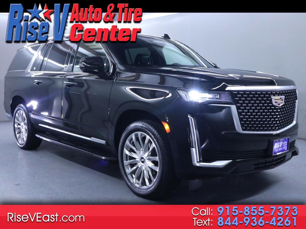 Cadillac Escalade ESV Premium Luxury 2021