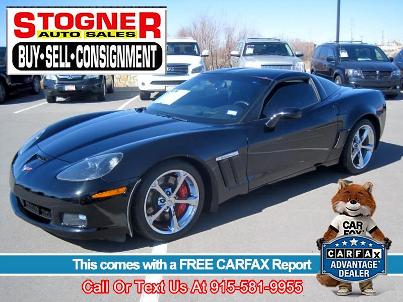 2011 Chevrolet Corvette GS Coupe 3LT