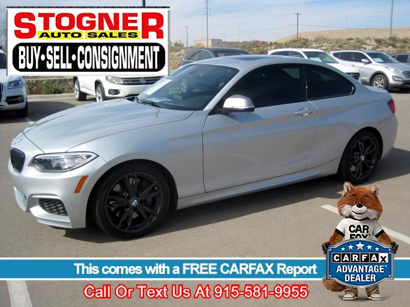 2016 BMW 2-Series M235i Coupe