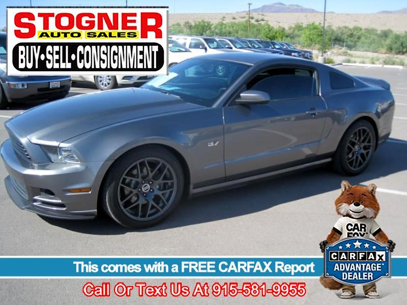 2013 Ford Mustang V6 COUPE PREMIUM