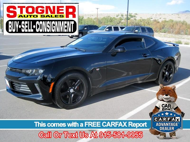 Chevrolet Camaro 1LT Coupe 2016