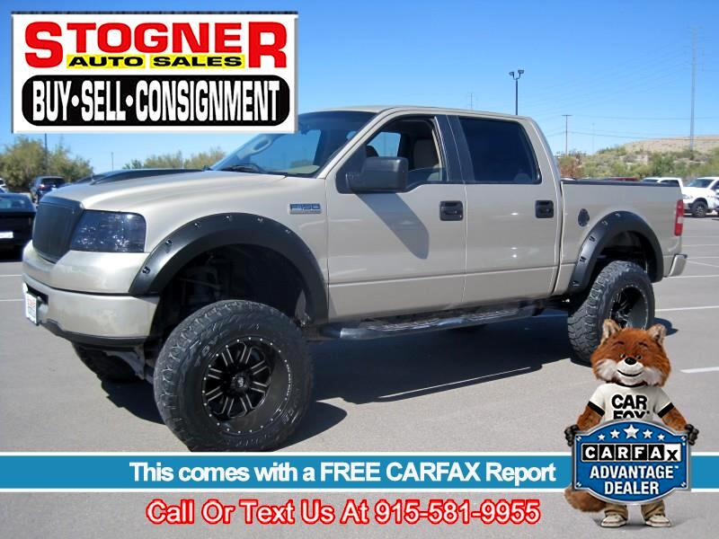 Ford F-150 XL SuperCrew Short Bed 2WD 2008