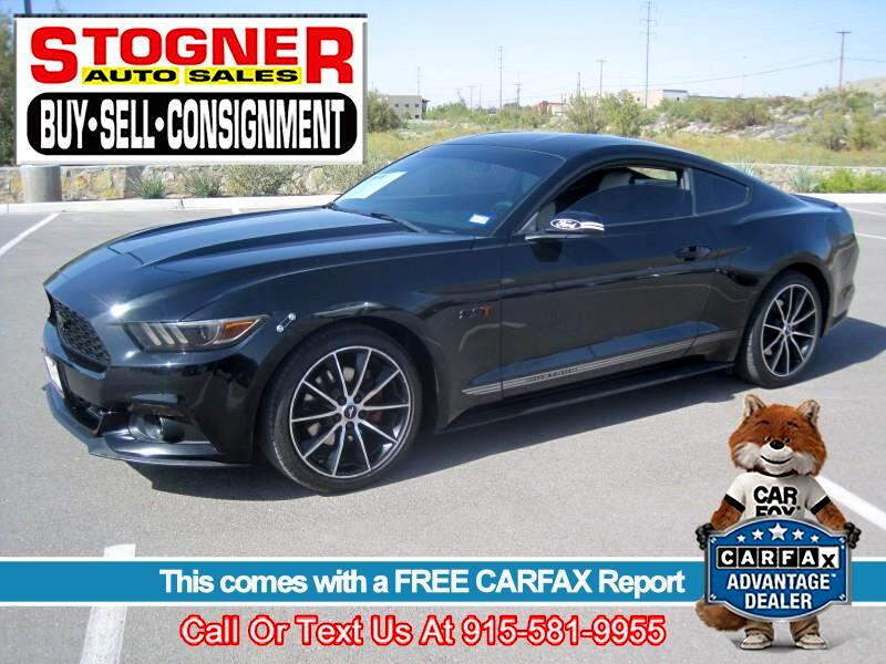 Ford Mustang EcoBoost Coupe 2015