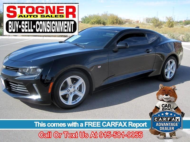 Chevrolet Camaro 1LT Coupe 2017