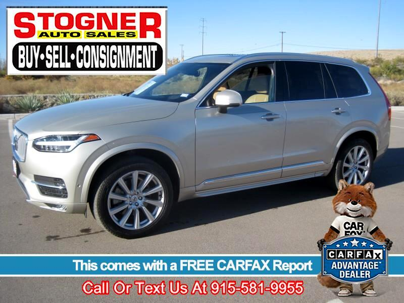 Volvo XC90 T6 Inscription AWD 2017