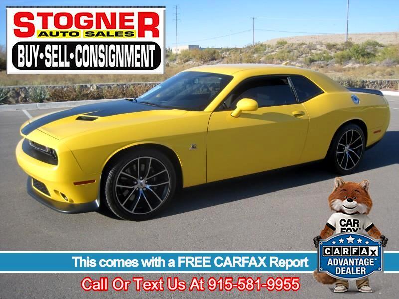 Dodge Challenger R/T SCAT Pack 2018