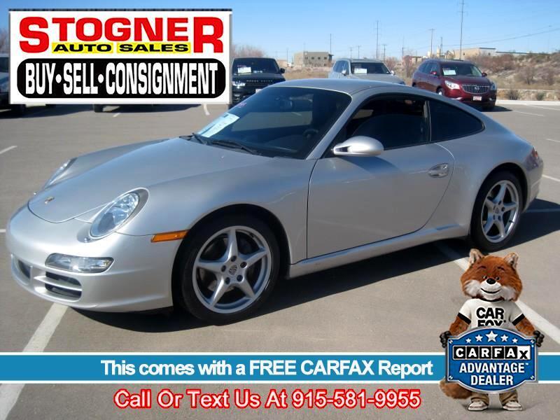Porsche 911 Carrera Base 2005