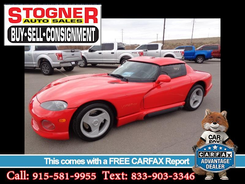 Dodge Viper RT/10 1994