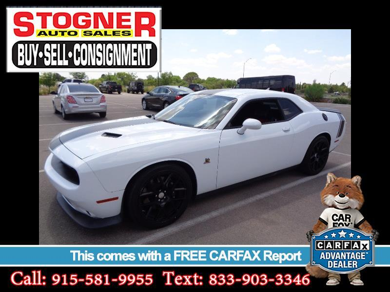 Dodge Challenger SCAT Pack 2015
