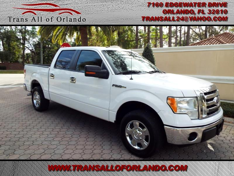 Ford F-150 XLT SuperCrew 6.5-ft. Bed 2WD 2011