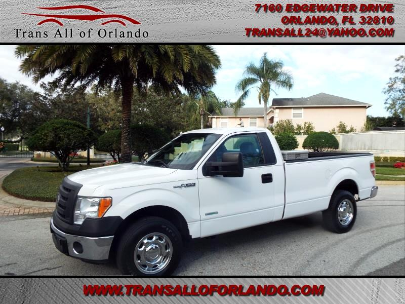 Ford F-150 XLT 8-ft. Bed 2WD 2012