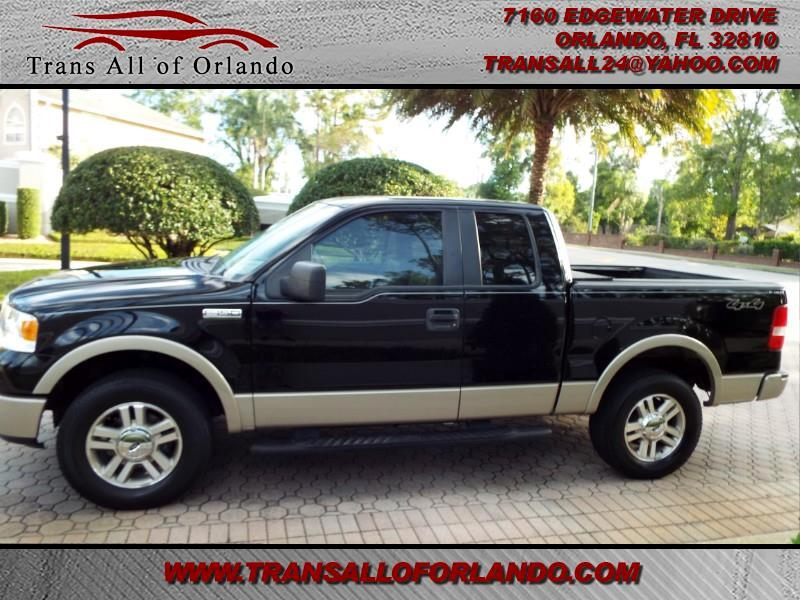 Ford F-150 Lariat SuperCab 4WD 2007
