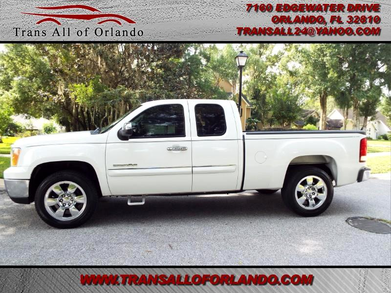 GMC Sierra 1500 SLE1 Ext. Cab Std. Box 2WD 2009