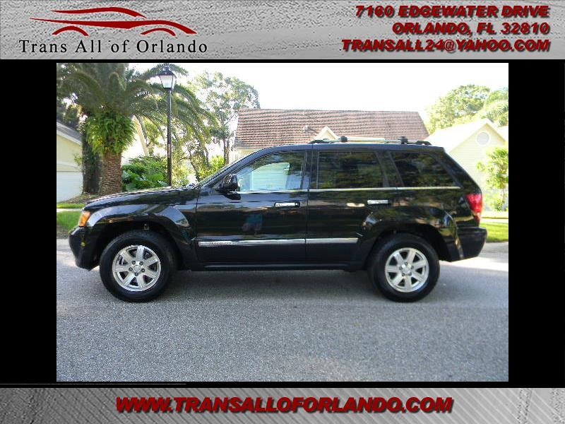 Jeep Grand Cherokee Limited 2WD 2010