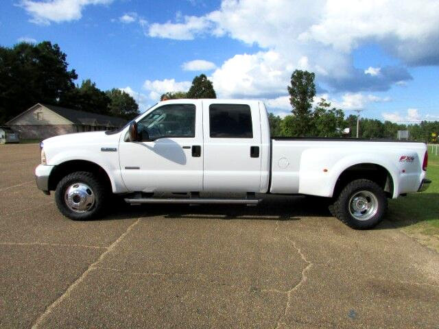 2007 Ford F-350 SD XLT Crew Cab Long Bed DRW 4WD