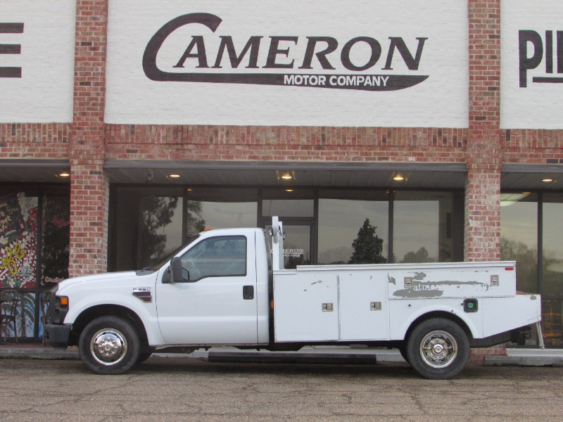 Ford F-350 SD XL DRW 2WD 2009